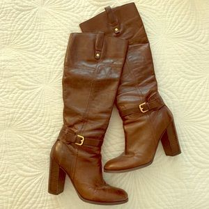 Audrey Brooke Heeled Boots